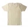Engel merino/hedvábí tričko krátký rukáv