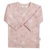 JOHA merino  tričko veselý medvídek růžové