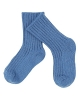 JOHA vlněné ponožky modré