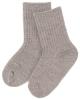 JOHA vlněné ponožky pískové