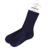 JOHA vlněné ponožky navy