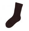 JOHA vlněné ponožky hnědé