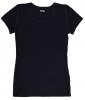 Joha merino dámské tričko černé